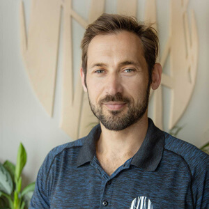 Karlo Kowlaczyk Restore Human coach and Quiet & Loud client